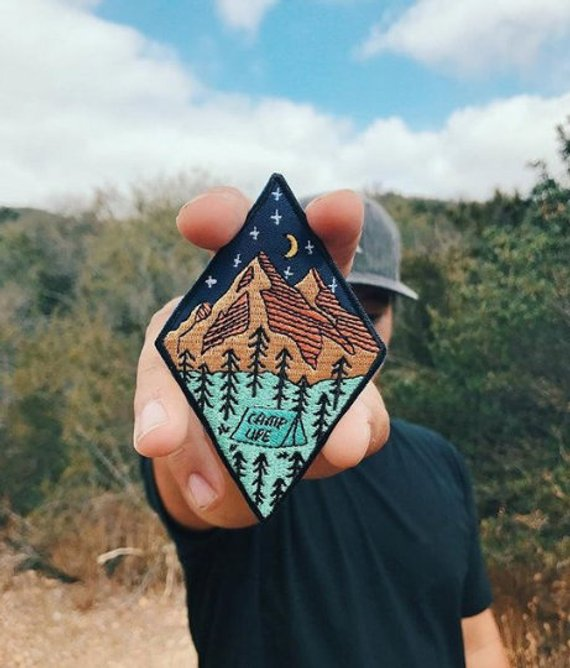 True Grit Patches By UnexpectedType