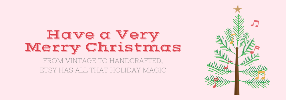 Etsy Christmas Decor and Gift Guide