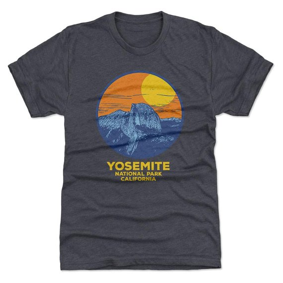 Yosemite California Lifestyle Men's Premium T-Shirt By 500LEVELSHOP