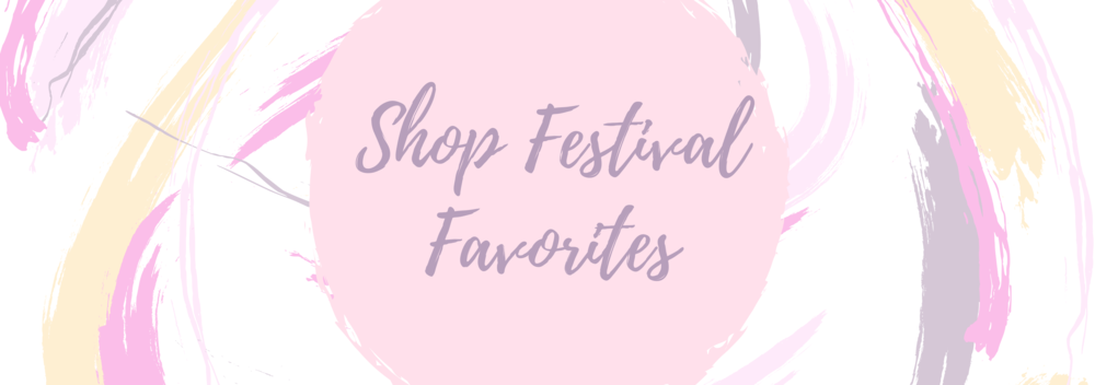 Shop Festival Favorites
