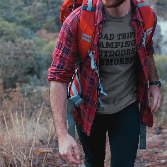 Road Trip Camping Shirts By EspiLane
