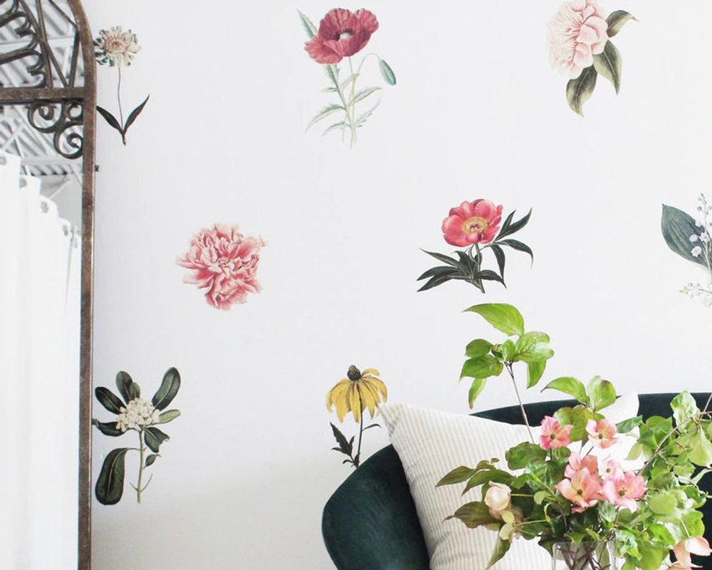 Secret Meadow Decals By UrbanWalls