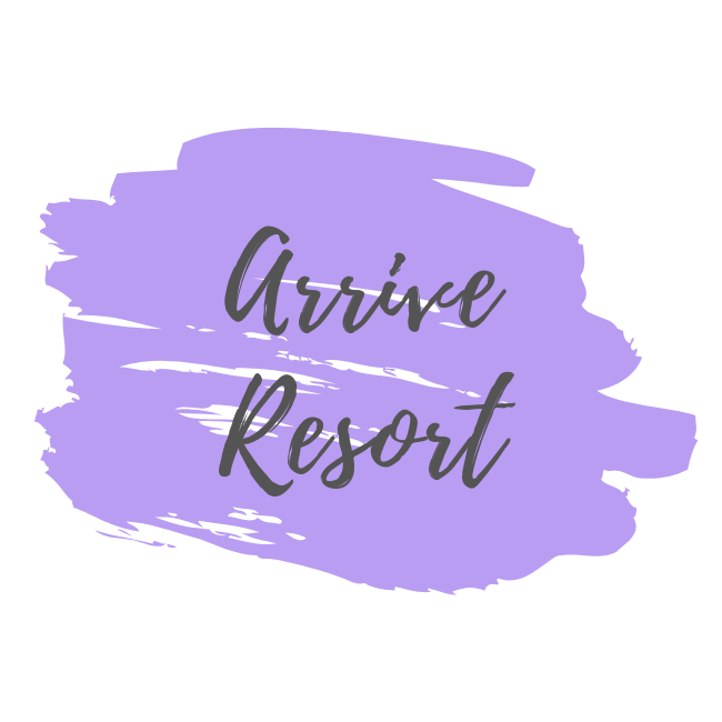 Check out the Arrive Resort in Palm Springs!