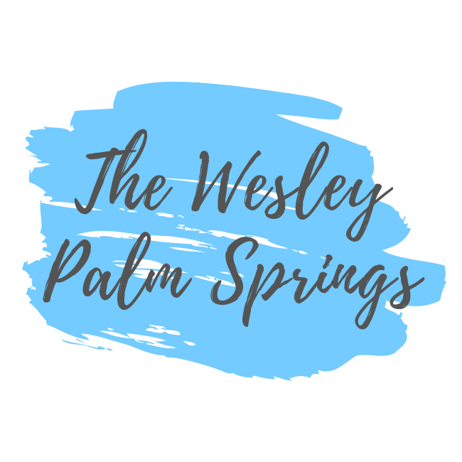 Check out The Wesley in Palm Springs!