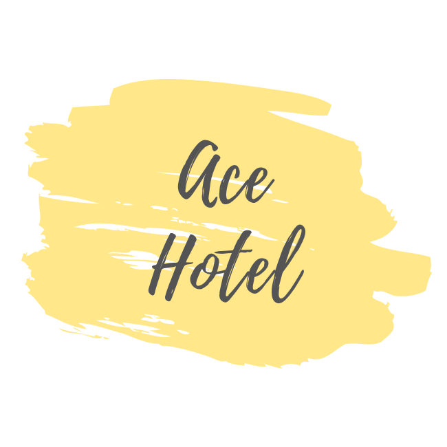 Check out the Ace Hotel and Swim Club in Palm Springs!