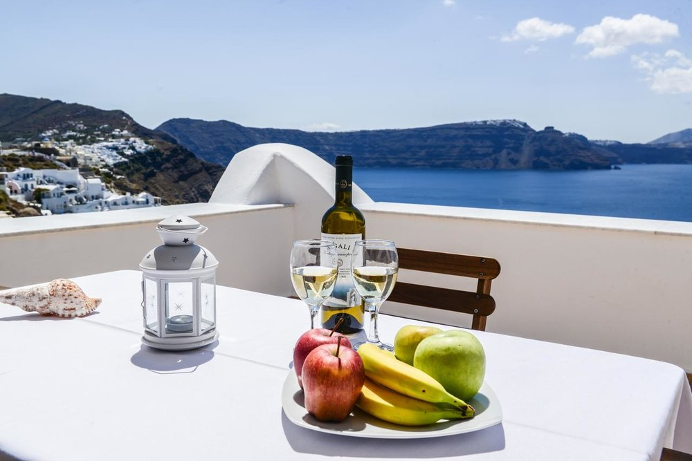 Top Oia Apartments -