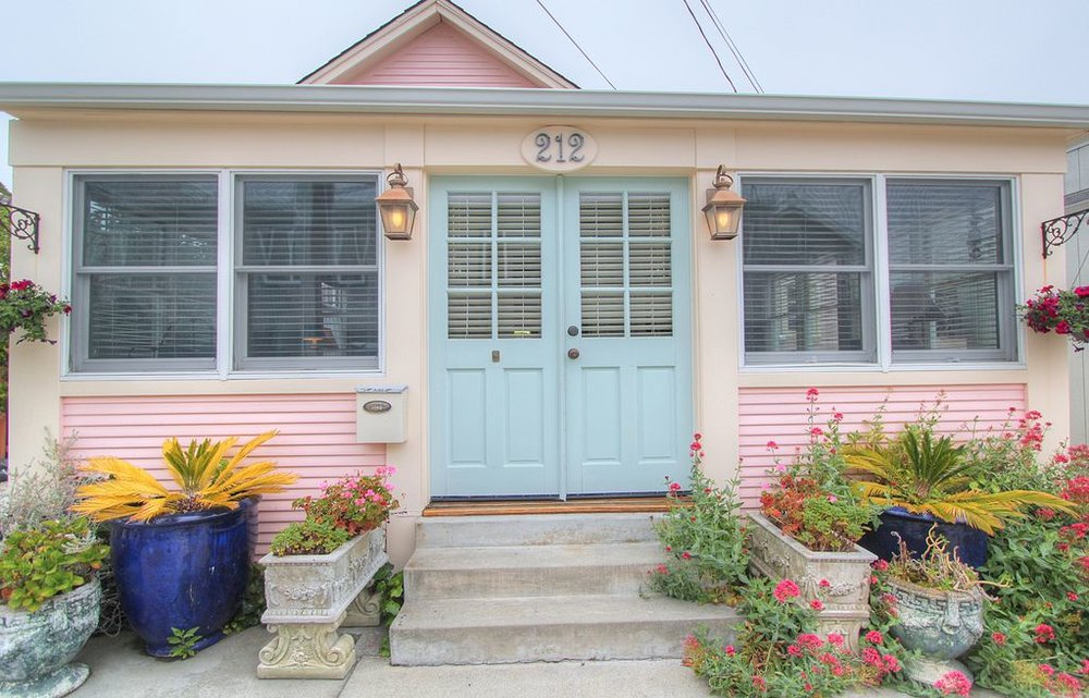 Capitola Rose Cottage -