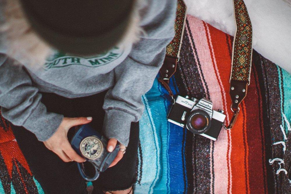 DSLR Camera Strap By FeedbackStraps