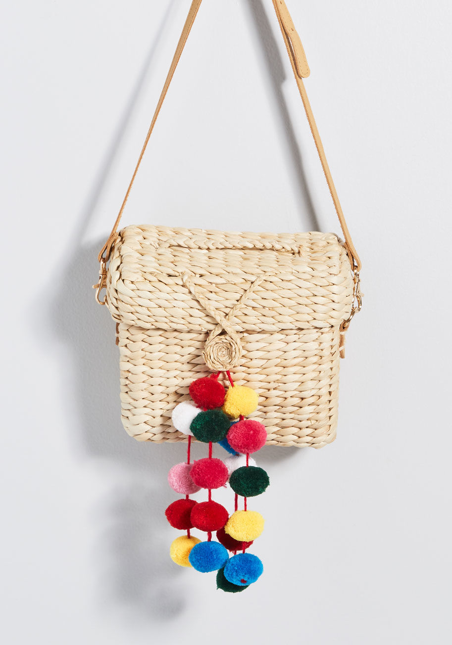 Always Upbeat Crossbody Bag By ModCloth