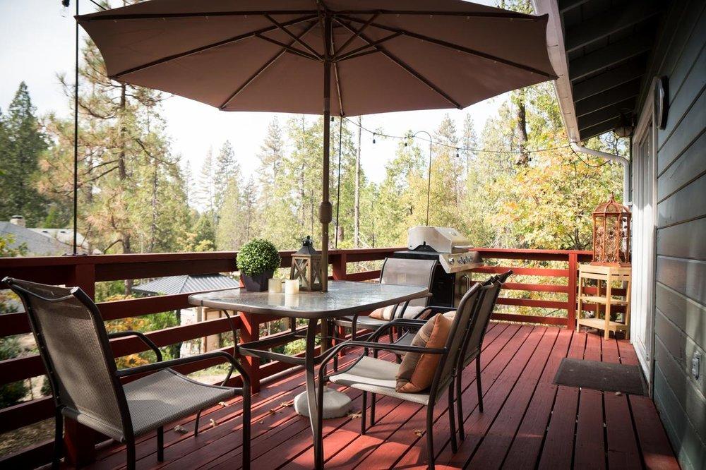 Romantic Bass Lake/Yosemite Getaway -