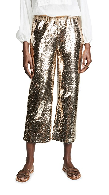 Verushka Sequin Pants By SHOPBOP