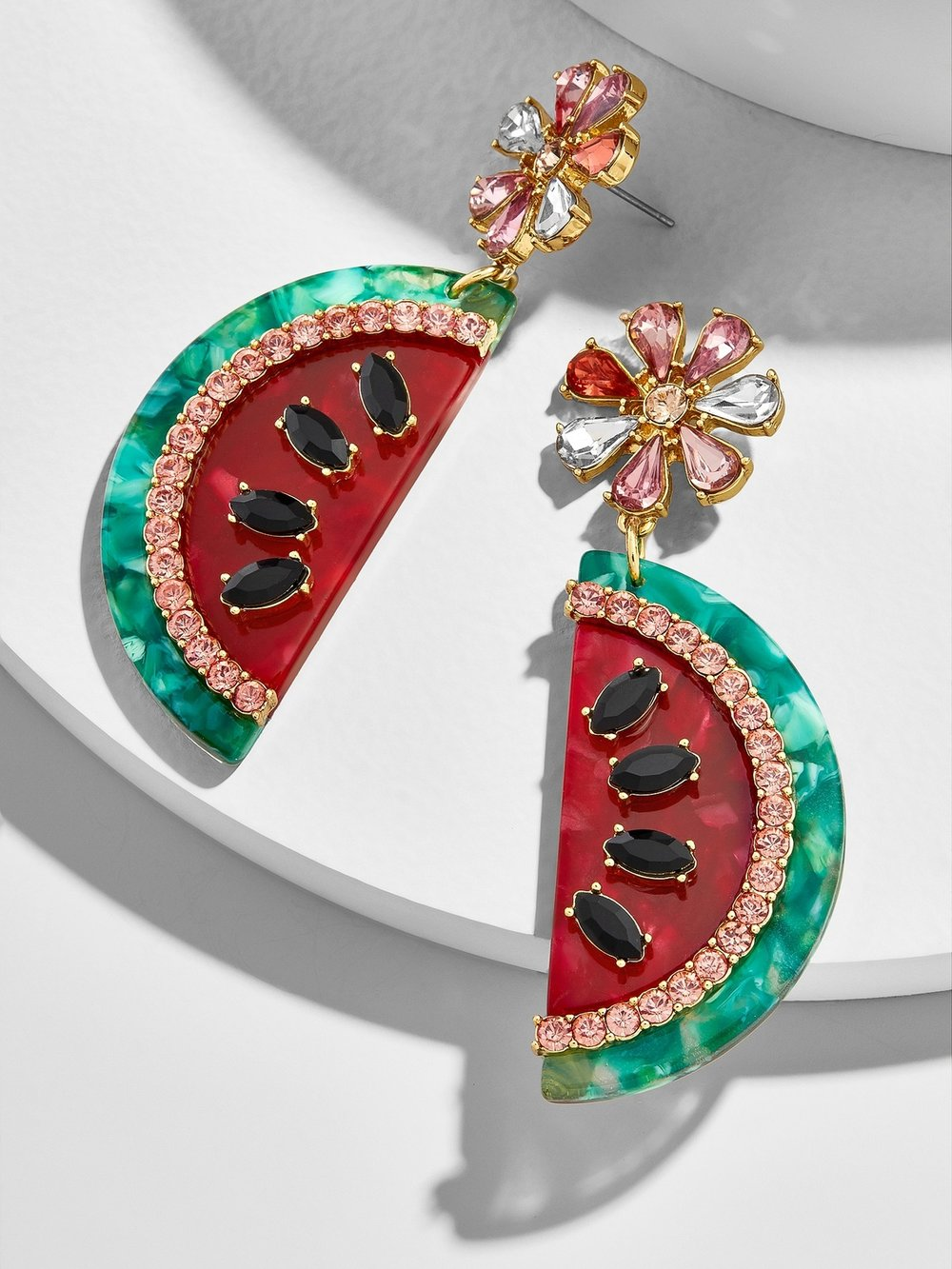 WATERMELON DROP EARRINGS By Baublebar