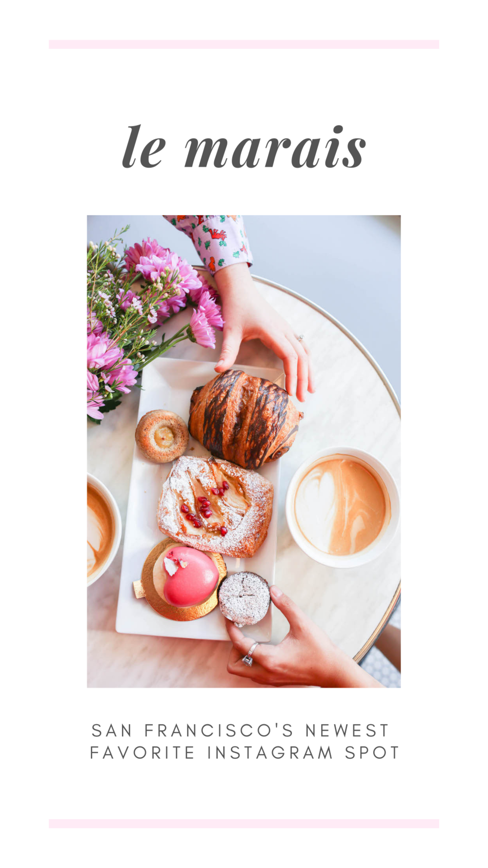 San Francisco's Newest Favorite Instagram Cafe