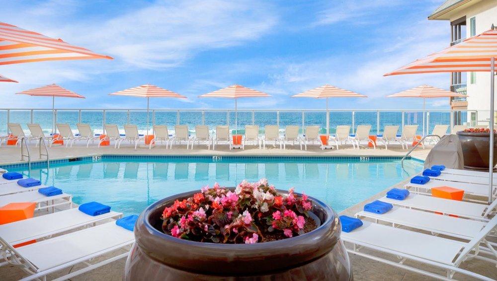 Beach Terrace Inn -