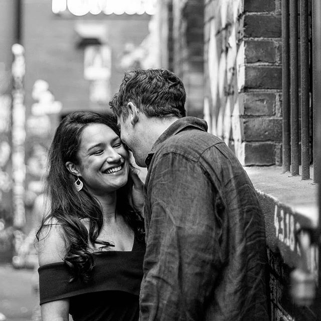 Can it be tomorrow already!? I loved walking the streets of Melbourne with these two and think tomorrow is going to be one pretty special day 💕 #countdown is on @ebony_alice @jamespitt8 . . . #engaged #couple #love #engagementsession #weddingday #bride #weddingphotography #weddingphotographer #couplesphotography #weddingplanning #bridetobe #weddingideas #photography #weddinginspo #shesaidyes #weddingrings #engagment #weddingphoto #engagementpictures #weddingstyle #engagmentphotography