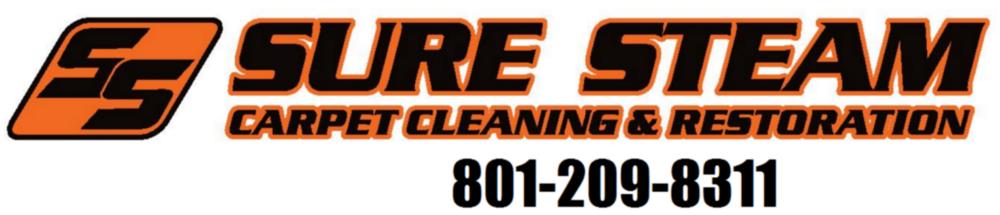 sure steam carpet cleaning u0026 restoration salt lake city utah