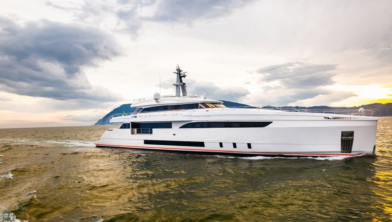 Wider 150-foot Project Genesi