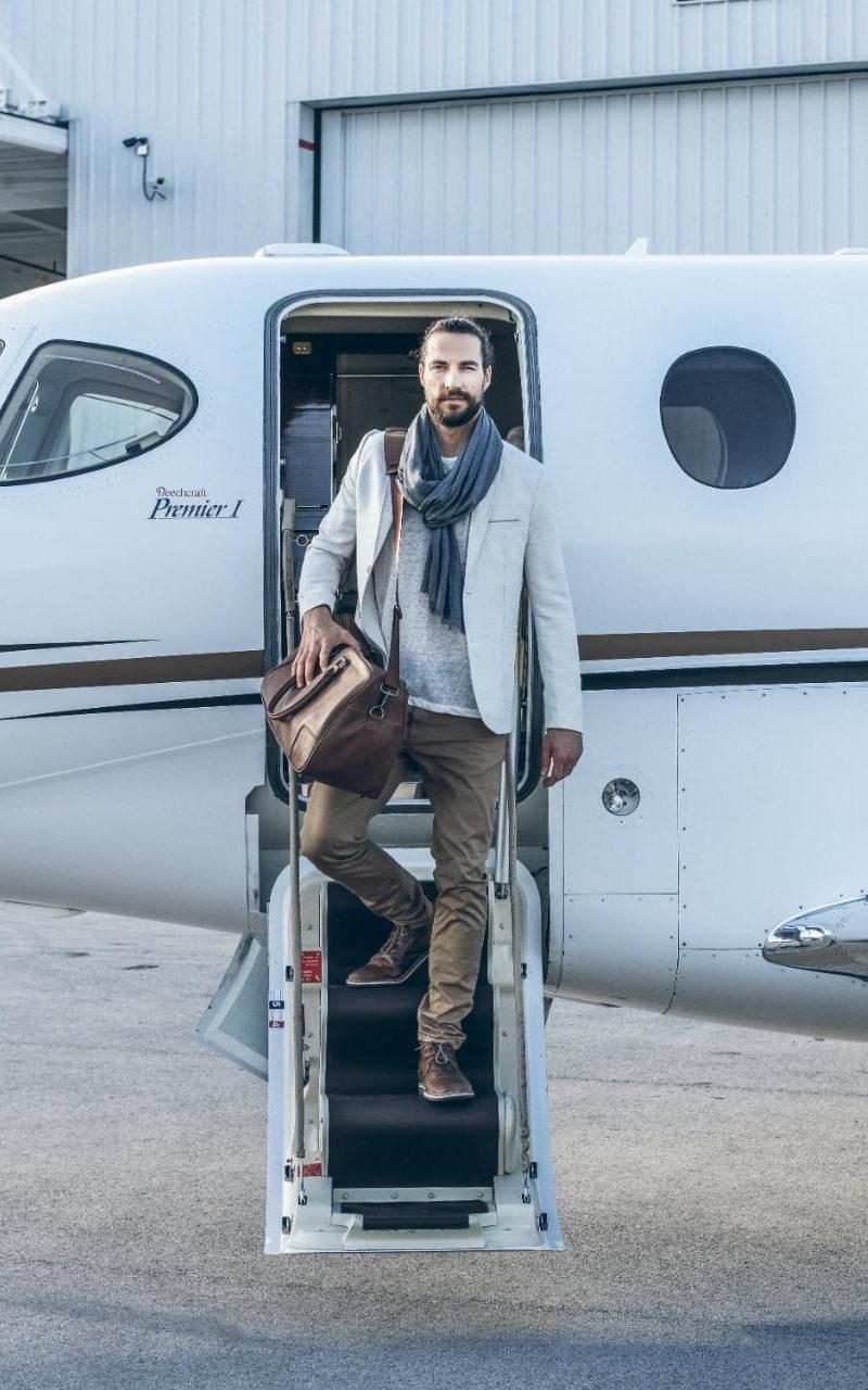 """JetSmarter wants to make private travel affordable for the first and business class passenger   """"The $40bn private aviation market could get five times bigger if optimally run"""" ~Sergey Petrossov, JetSmarter"""