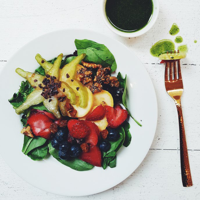Beauty Blend Salad