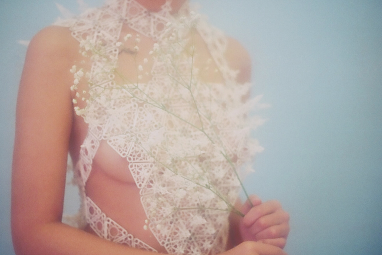 Spire Dress shot by Bao Ngo