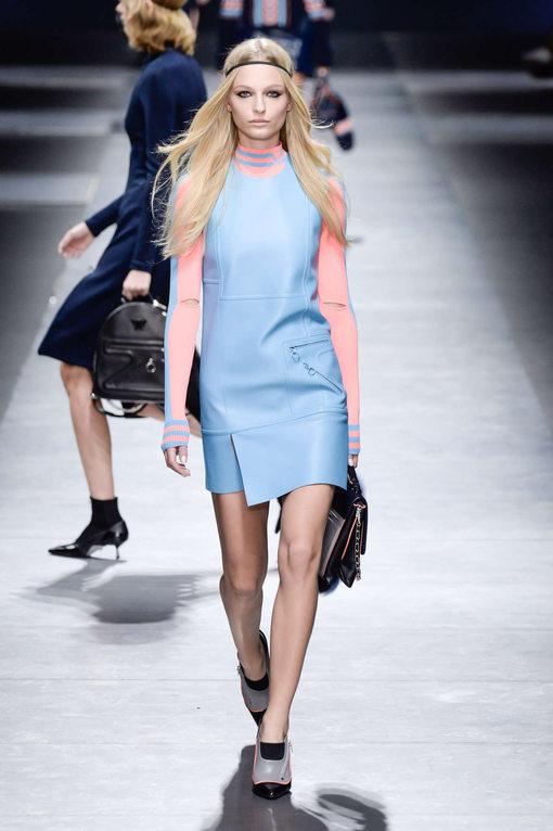 Versace AW16/17 Milan Fashion Week - © PixelFormula