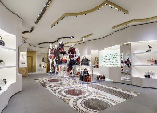 Versace Chicago concept store - Versace, Inc.