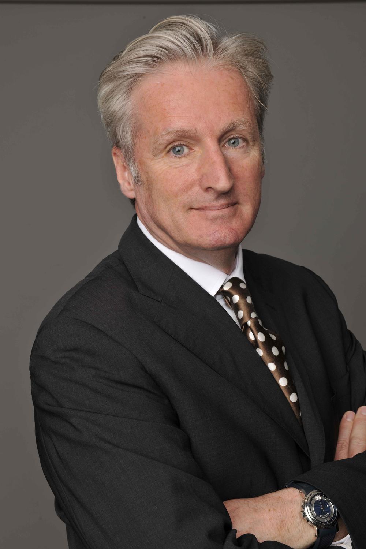 Chris Good, President of The Estée Lauder Companies U.K & Ireland