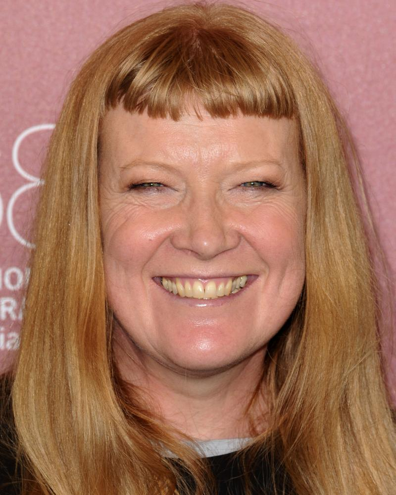 Andrea Arnold is in competition for the Palme d'Or. Photograph: David Fisher/REX/Shutterstock