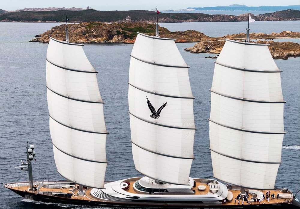 Photo Credit: Perini Navi
