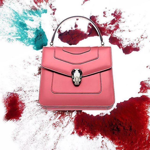 Bulgari Serpenti Forever handbag