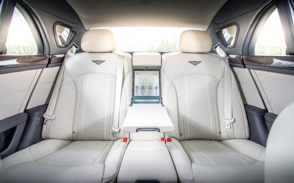 Inside the new Bentley Mulsanne