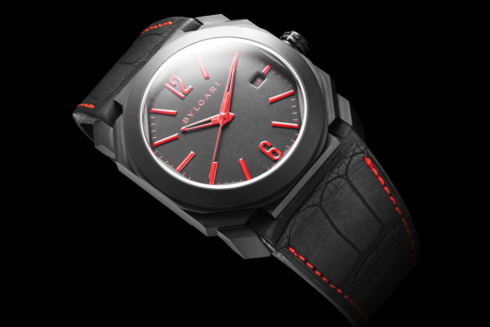 The soon-to-be-released Bamford Watch Department Bvlgari Octo Solotempo. Source: Bamford Watch Department