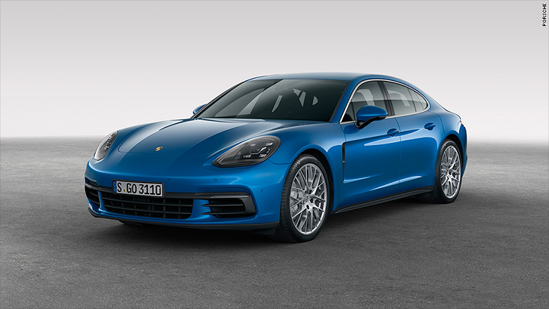 The new Porsche Panamera will be faster and better looking than the current car, Porsche promises.