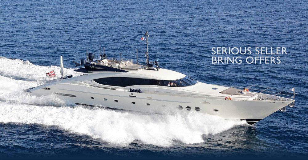 Vanquish Super Yacht