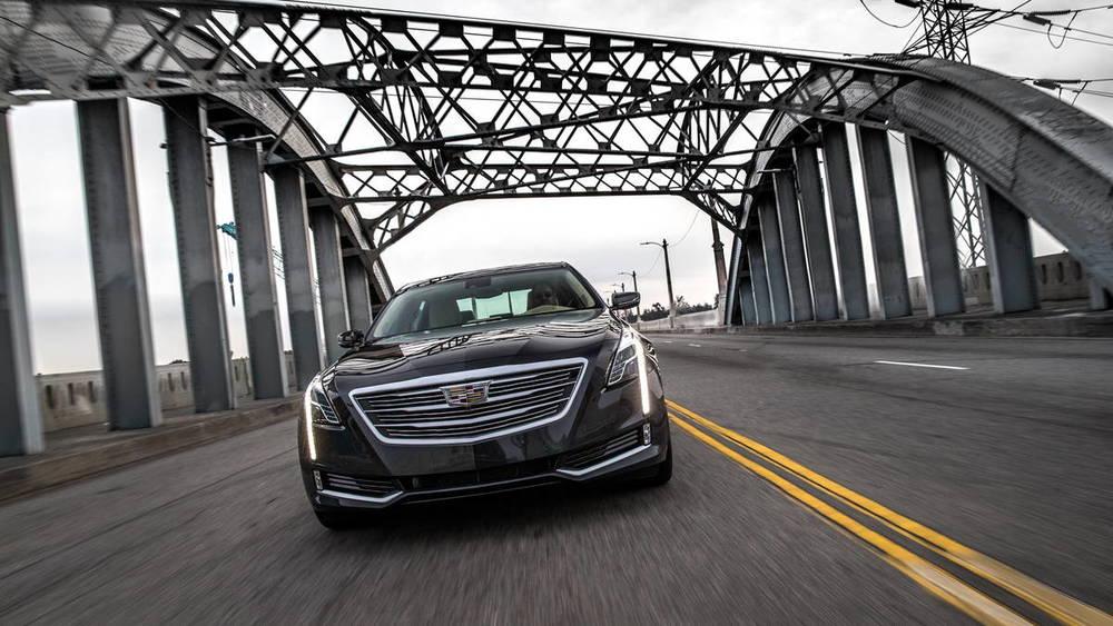 2016 Cadillac CT6 AWD Photo By Cadillac