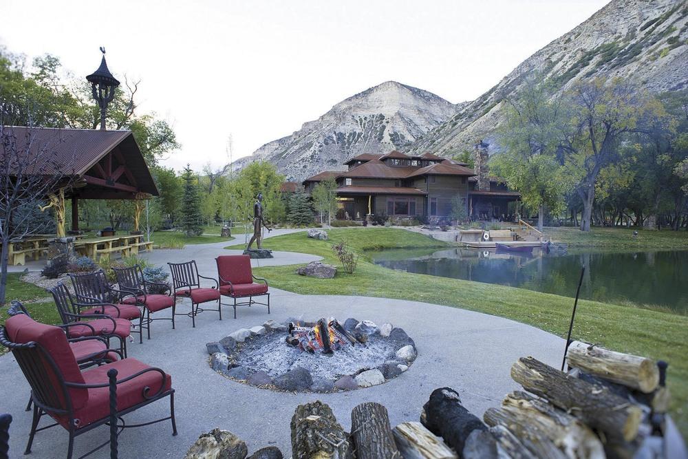 An outdoor pavilion. Source: Sublime Public Relations