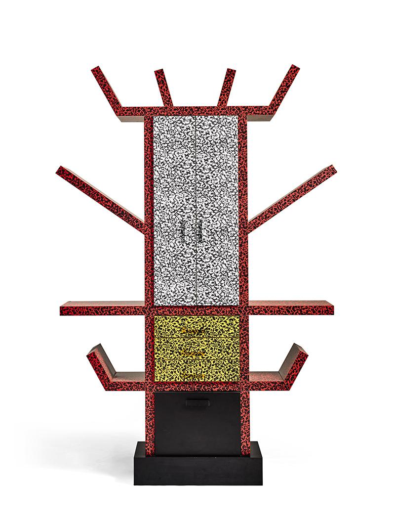Ettore Sottsass; 'Casablanca' Sideboard, 1981; £4,000-6,000