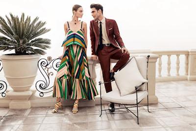Ferragamo spring/summer 2016 ad campaign
