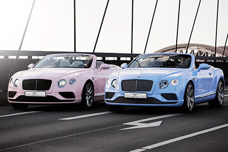 Bentley Continental GT V8 Convertibles