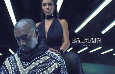 Balmain spring/summer 2016 menswear campaign