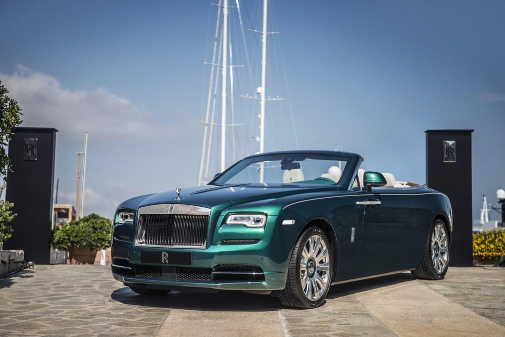 Photos Courtesy of Rolls-Royce