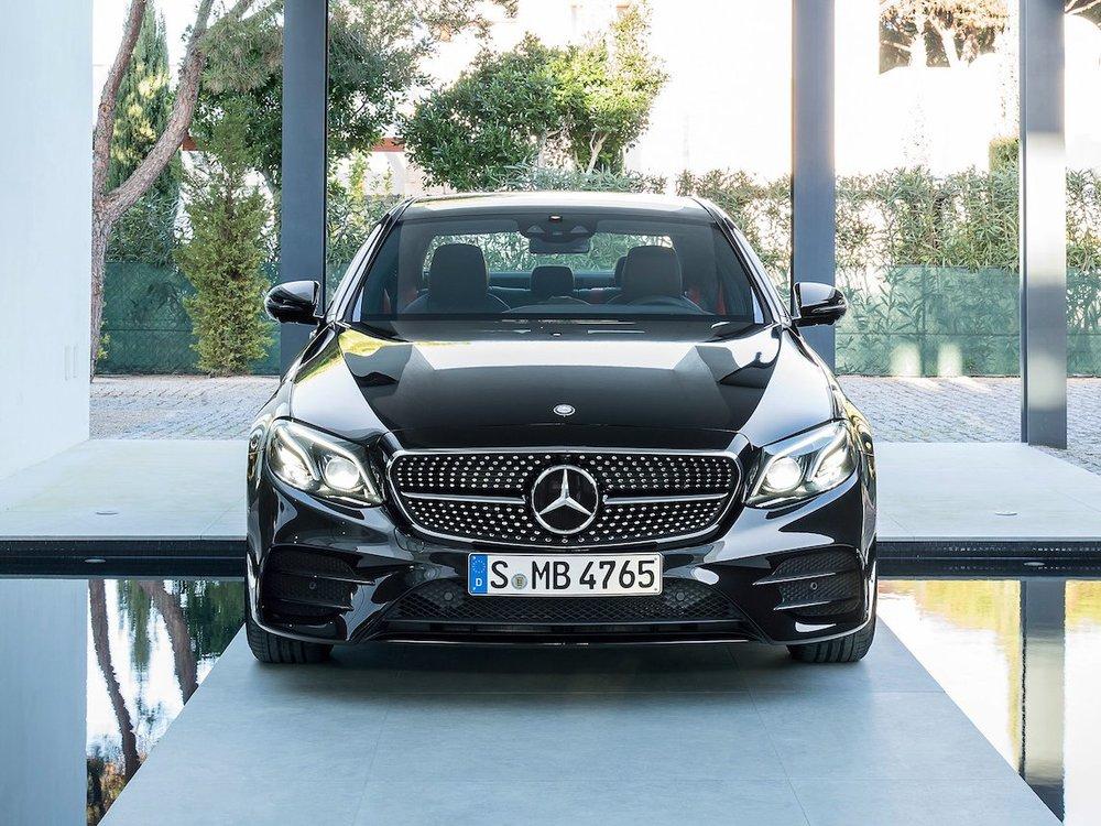 2017 Mercedes-Benz E-Class. Mercedes-AMG