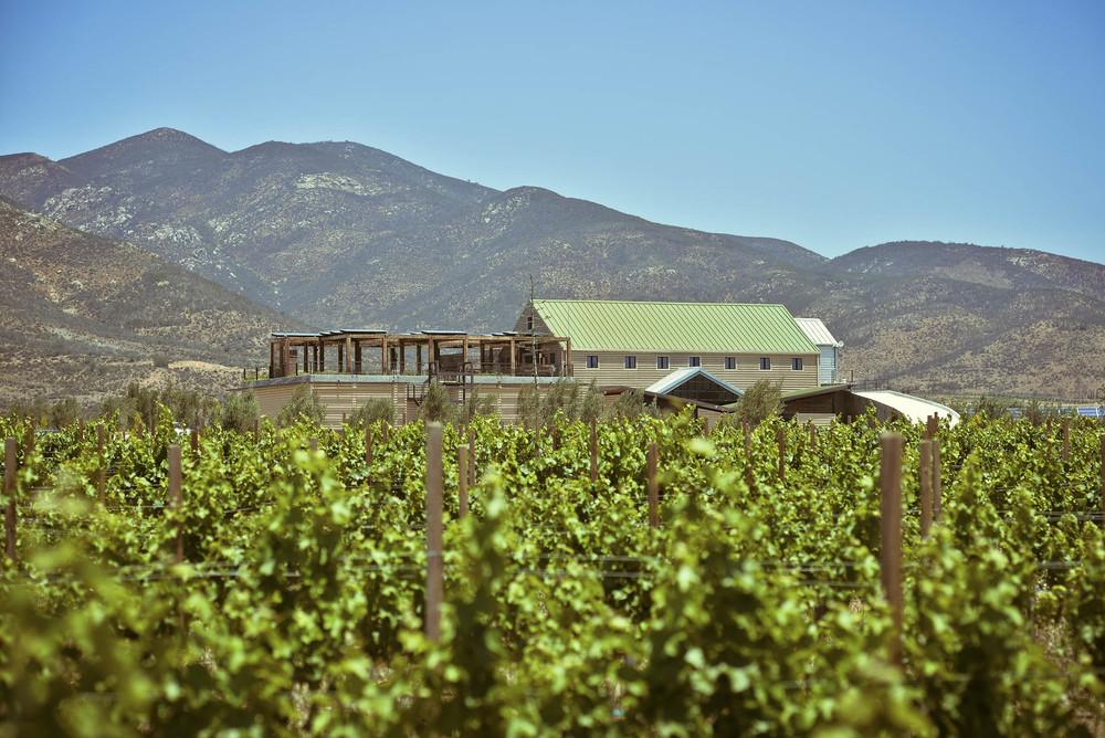 Finca La Carrodilla, one of Valle's top wineries Source: Finca La Carrodilla