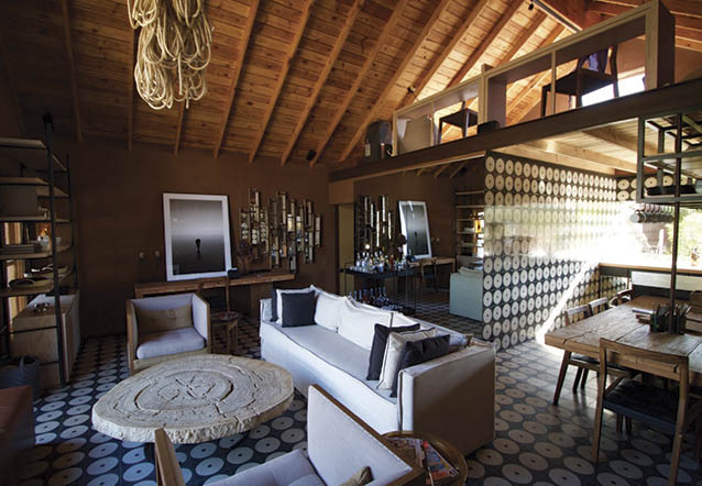 Bruma, one of Valle's first chic stays Source: Bruma