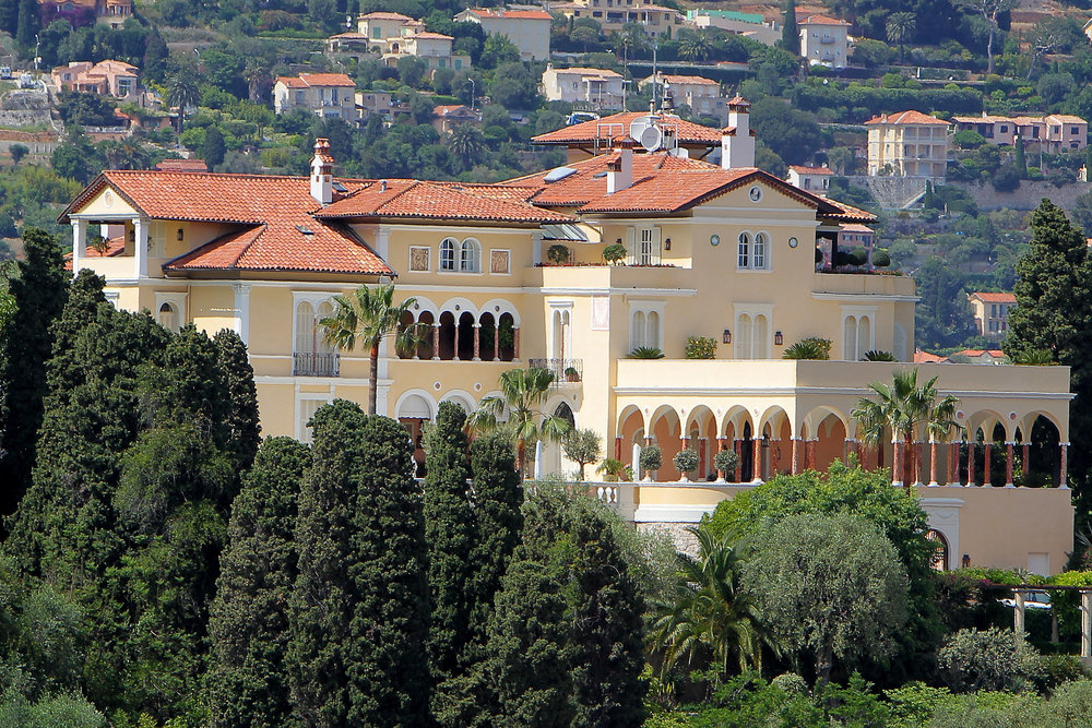 Villa Les Cèdres, the world's most expensive house Photo: YouTube