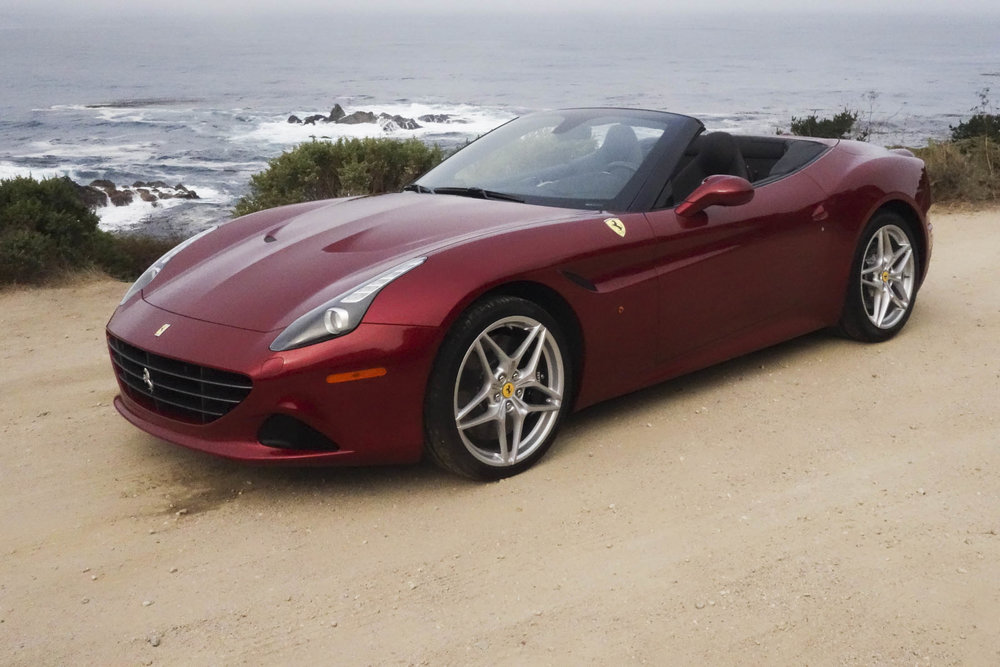 The special handling version of the Ferrari California T costs $7,277.  Photographer: Hannah Elliott/Bloomberg