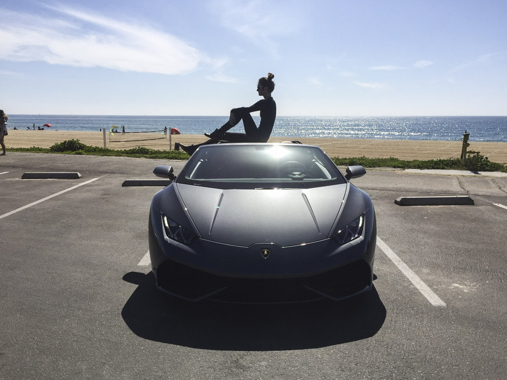 Women buy the Huracan more than any other model at Lamborghini. Photographer: Zach Goldstein/Bloomberg