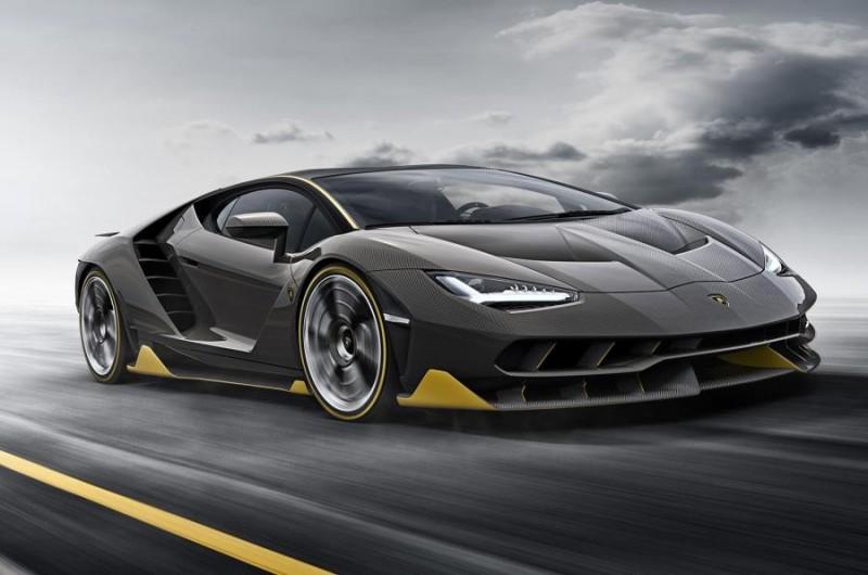 Courtesy of Lamborghini