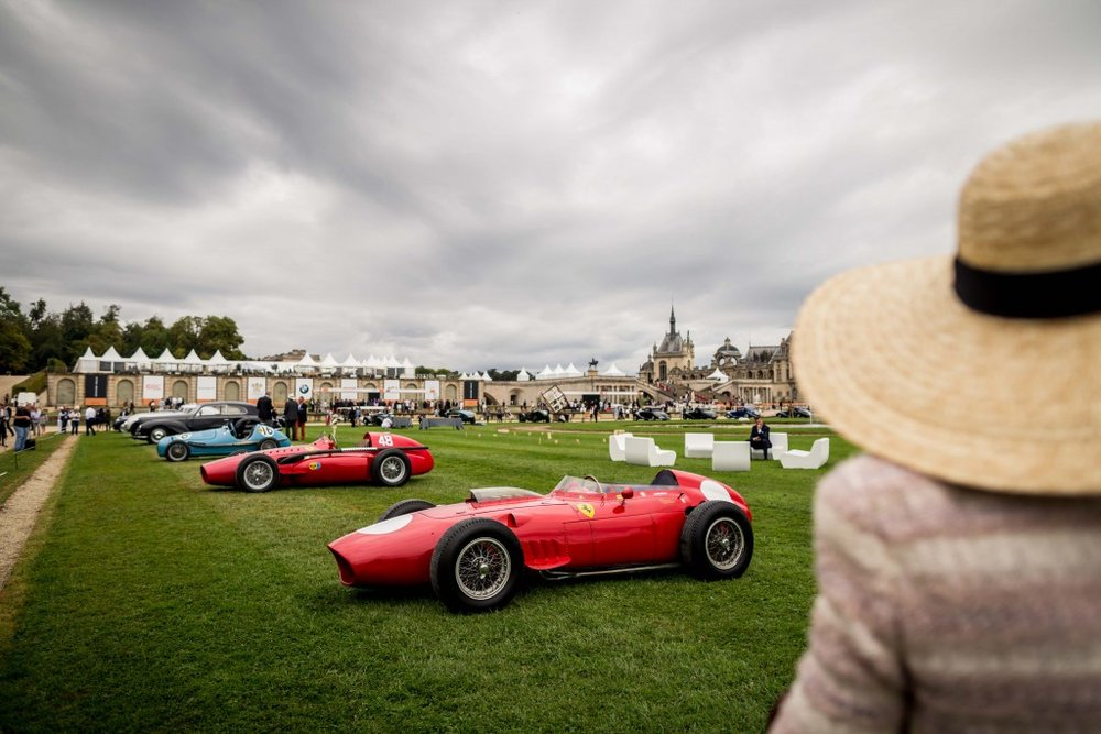 Concours Art & Elegance Richard Mille 2016 at Chantilly on September 4th 2016 – Photo Alexis Goure / DPPI
