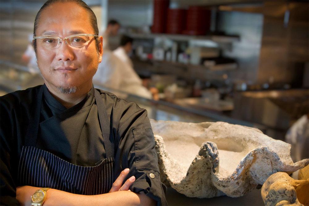 Photo credit: Iron Chef Morimoto